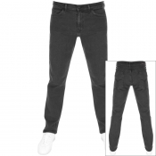 Product Image for Levis Line 8 511 Slim Straight Jeans Black